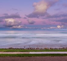 Port Fairy Pastel Sunset by hangingpixels