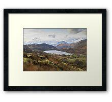 Llyn Gwynant, Snowdonia, North Wales Framed Print