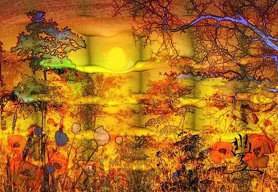 Abundance'... by Valerie Anne Kelly