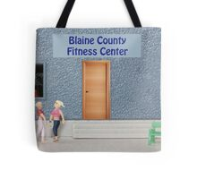 I guess I'll to have to break off my relationship with Rick…he's just not working out for me. Tote Bag