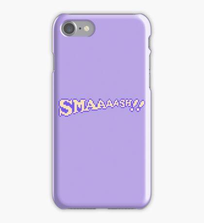 SMAAAASH!! iPhone Case/Skin
