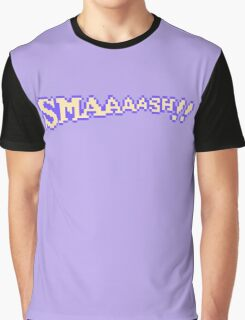 SMAAAASH!! Graphic T-Shirt