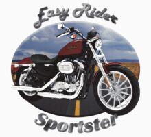 Harley Davidson Sportster Easy Rider One Piece - Short Sleeve