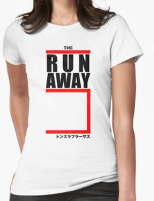 The Runaway Five Womens Fitted T-Shirt
