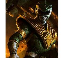 Green Ranger by Declan Black