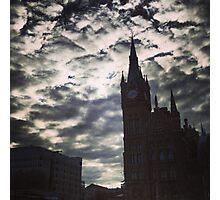 St. Pancras, London Photographic Print