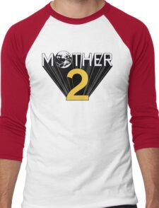 Mother 2 Promo Men's Baseball ¾ T-Shirt