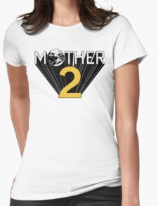 Mother 2 Promo Womens Fitted T-Shirt