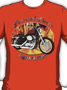 Harley Davidson Sportster Fast and Fierce T-Shirt