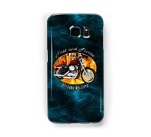Harley Davidson Sportster Fast and Fierce Samsung Galaxy Case/Skin