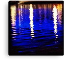 Brayford Water Canvas Print
