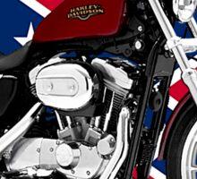 Harley Davidson Sportster Road Rebel Sticker