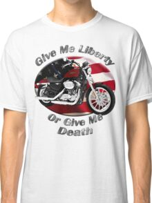 Harley Davidson Sportster Give Me Liberty Classic T-Shirt
