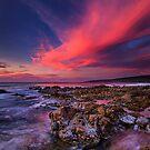 Yallingup Sunset by Paul Pichugin