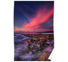 Yallingup Sunset Poster