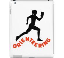 Orienteering iPad Case/Skin