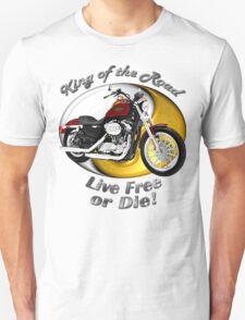 Harley Davidson Sportster King Of The Road T-Shirt