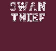 Once Upon a Time - Swan Thief Womens Fitted T-Shirt
