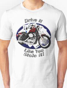 Harley Davidson Sportster Drive It Like You Stole It T-Shirt