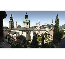 Salzburg Austria Photographic Print