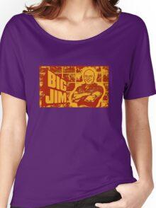 BIG JIM Women's Relaxed Fit T-Shirt