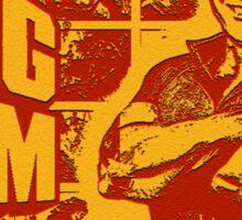 BIG JIM Sticker