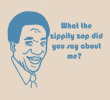Bill Cosby - What the Zippity Zop did you say about me? by ScottManDooM