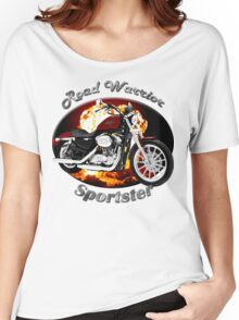 Harley Davidson Sportster Road Warrior Women's Relaxed Fit T-Shirt