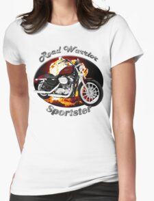 Harley Davidson Sportster Road Warrior Womens Fitted T-Shirt
