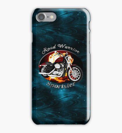 Harley Davidson Sportster Road Warrior iPhone Case/Skin