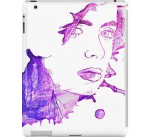 Jessica Jones ink iPad Case/Skin