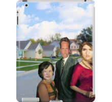 Let's Party This Suburb Into A New Religion iPad Case/Skin