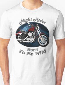 Harley Davidson Sportster Night Rider T-Shirt