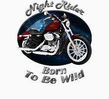 Harley Davidson Sportster Night Rider Unisex T-Shirt