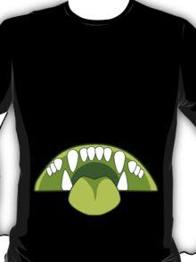Nom Belly ~ Lime T-Shirt