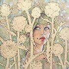 Cynara (Artichoke Nymph) by Fay Helfer
