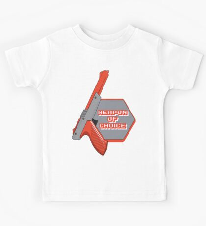 Weapon of Choice (Re-make) Kids Tee