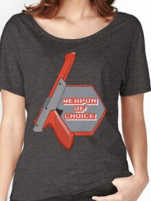 Weapon of Choice (Re-make) Women's Relaxed Fit T-Shirt