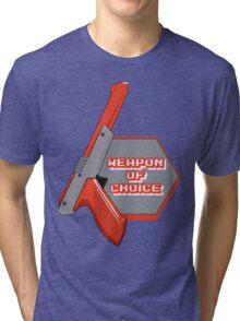 Weapon of Choice (Re-make) Tri-blend T-Shirt