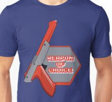 Weapon of Choice (Re-make) Unisex T-Shirt