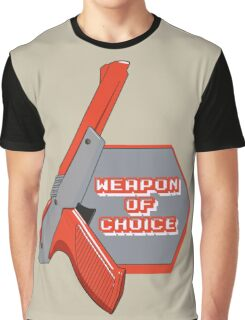 Weapon of Choice (Re-make) Graphic T-Shirt