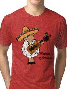 Fleece Navidad Tri-blend T-Shirt