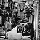 The Shambles - Wetherby by Glen Allen