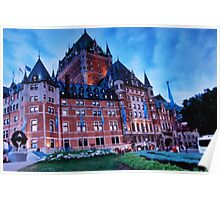 Chateau Frontenac - 2000 Poster