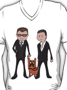 Harold and John - Person Of Interest T-Shirt