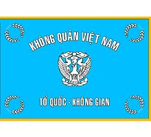 Flag of South Vietnam Air Force by boogeyman