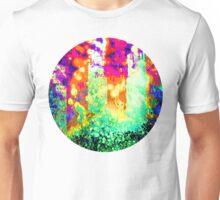splattering a digital copy Unisex T-Shirt