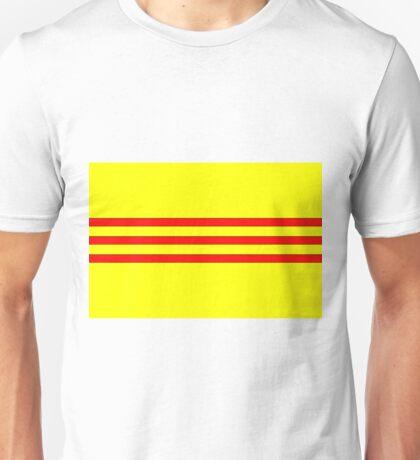 Flag of South Vietnam Unisex T-Shirt