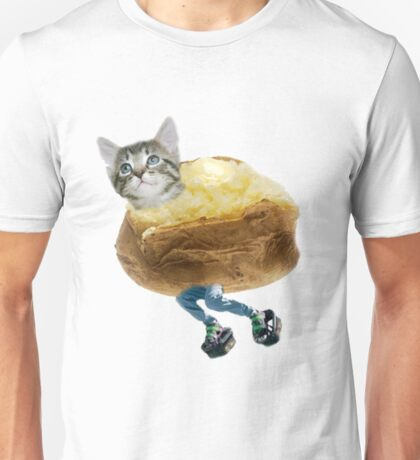 Large CatTato Unisex T-Shirt