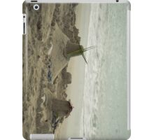Sand Castles of the past..  iPad Case/Skin